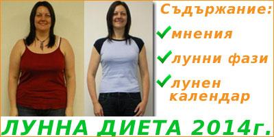 lunna dieta 2014 kalendar