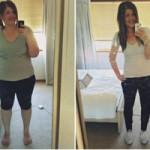 как Лили отслабна с 35 килограма