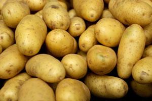 калории картофи
