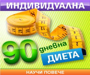 individualna 90 dnevna dieta