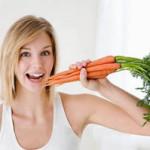 dieta s morkovi