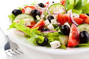 vegetarianska dieta